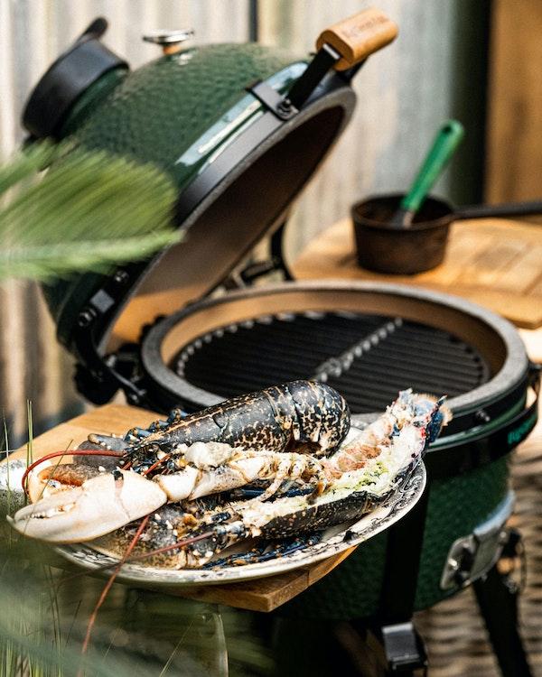 MiniMax Big Green Egg Lobster