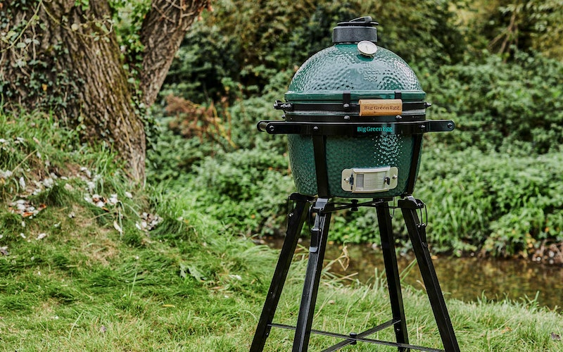 MiniMax Big Green Egg Foldable Stand Adventure