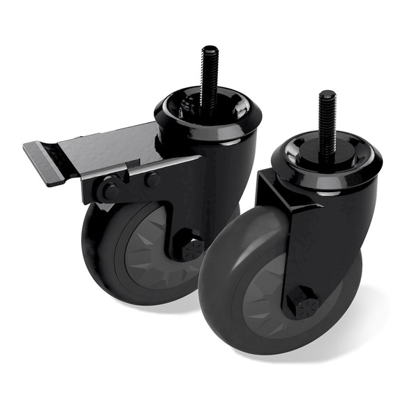 Caster Wheels for the Modular Nest System