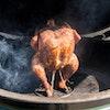 Vertical Chicken roaster