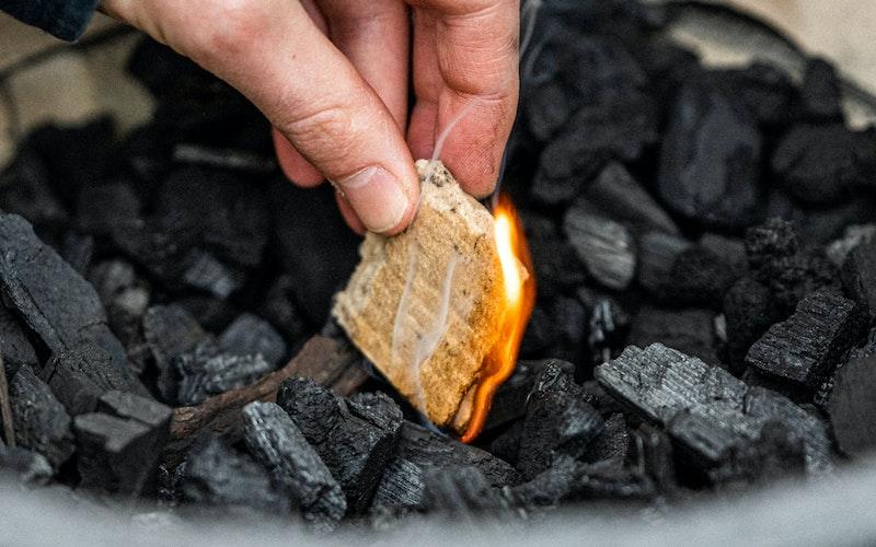 Charcoal & Firestarters