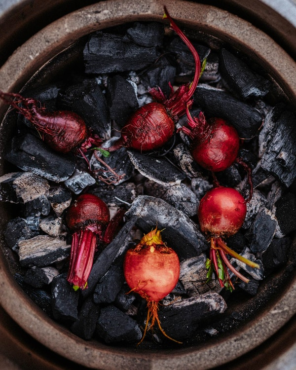 Charcoal the not-so secret ingredient