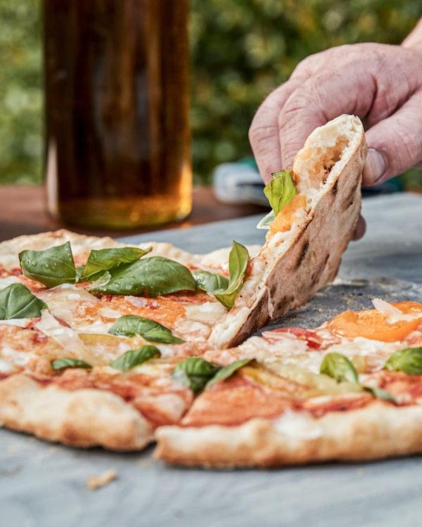 Classic Margherita Pizza Recipe