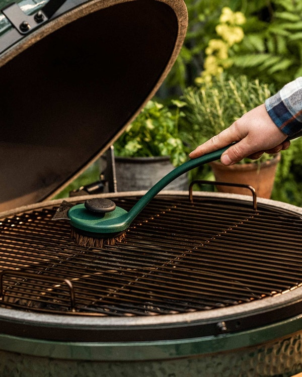 Ho to clean your Big Green Egg
