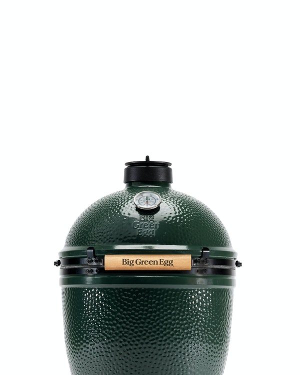Welcome to the Big Green Egg
