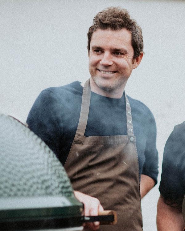 Gill Meller | Che, Award winning Food wrtier | Big Green Egg