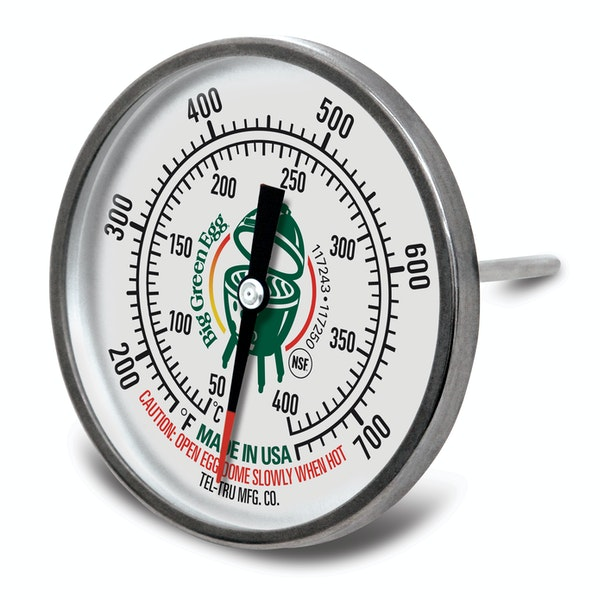 "Tel-Tru 3"" Thermometer Dome Gauge 