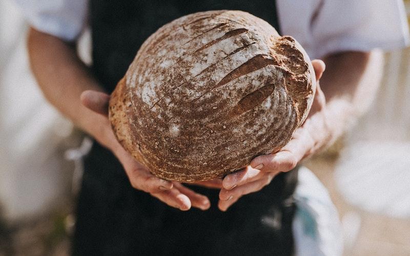 Sourdough loaf | Bread Recipe | Big Green Egg