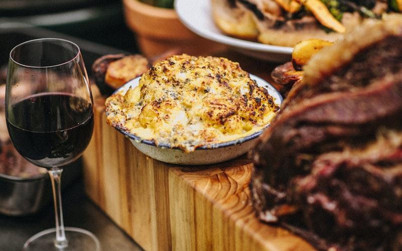 Cauliflower Cheese | Sunday Roast | Big Green Egg