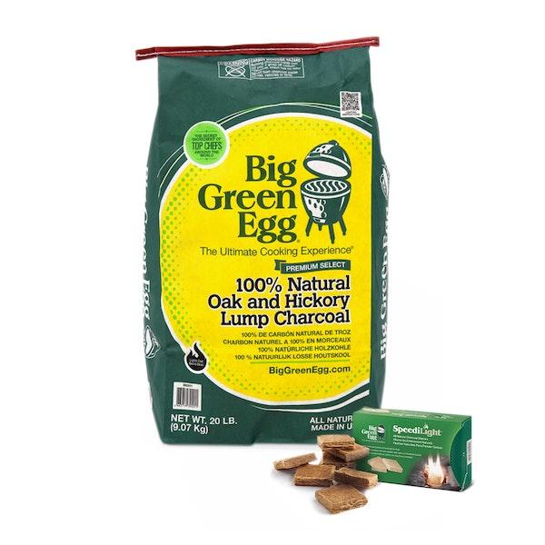 Basics Starter Fuel Pack | Big Green Egg