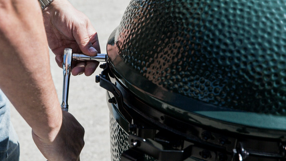 Guides | Assembly Instructions | Big Green Egg
