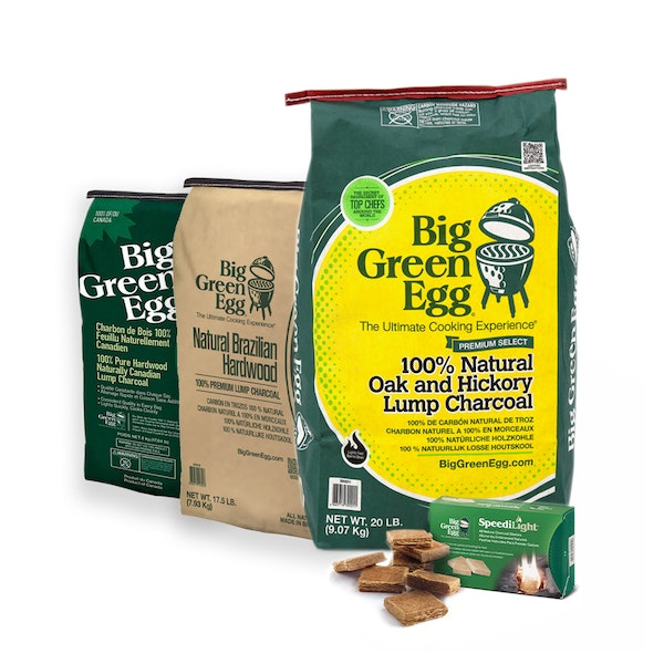 Charcoal Selection Pack | Fuel | Big Green Egg