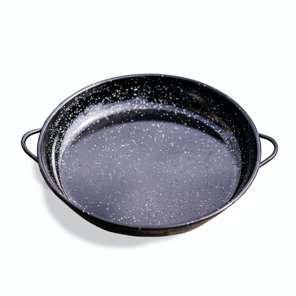Paella Pan 34cm | For Large Big Green Egg