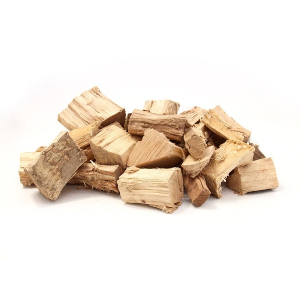 For low, slow smoking, consider adding a handful of our Apple Wood Chunks — for a rich, decadent flavour and aroma.