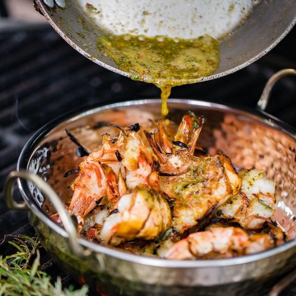 Tom Kerridge Barbecue Feast Box | Experiences | Big Green Egg