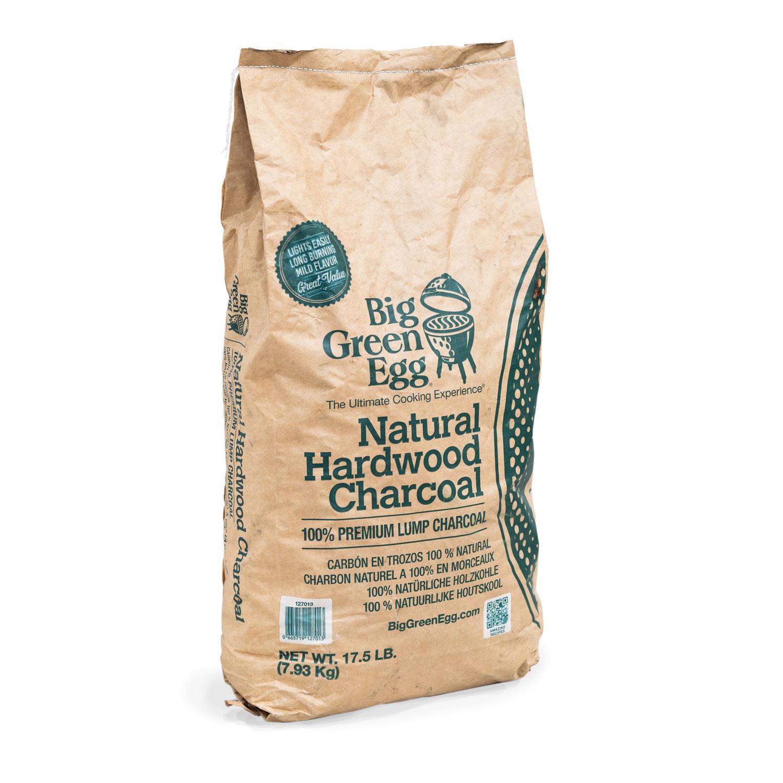 Eucalyptus Natural Hardwood Charcoal | Lumpwood | Fuel | Big Green Egg