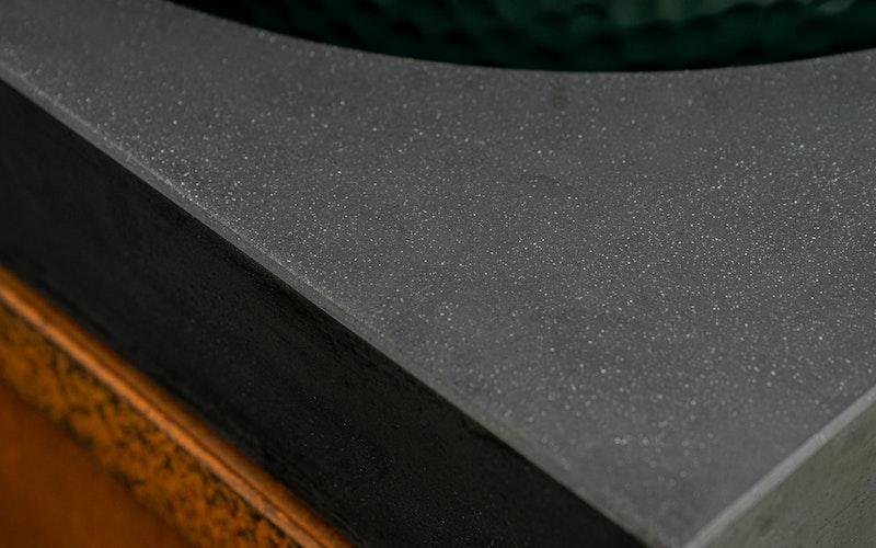 Corten Table 65 PRO Concrete | Bases Nests | Big Green Egg
