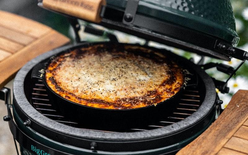 Moussaka   Lamb   Pan Cooking   Recipes   Big Green Egg