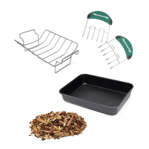 Roasting Kit for the Large and XL | Big Green Egg