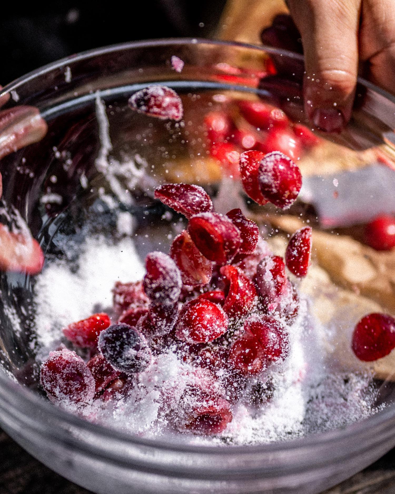 prepare the cherries