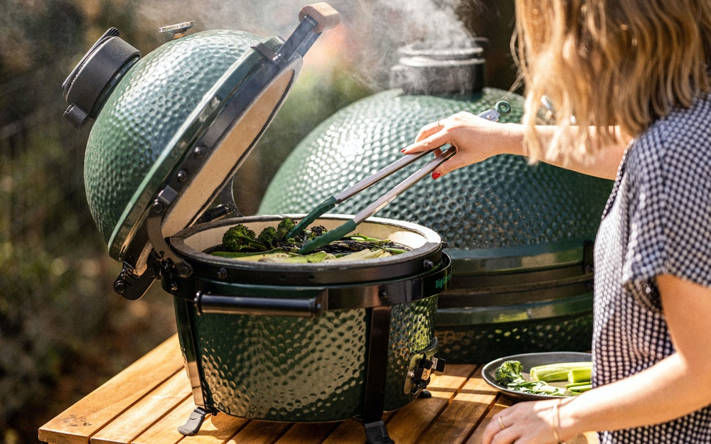 MiniMax | The Perfect Companion to the XL or Large Big Green Egg