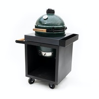 Black Table 65 Pro Concrete