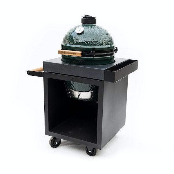 Black Table 65 Pro Concrete | Bases | Big Green Egg