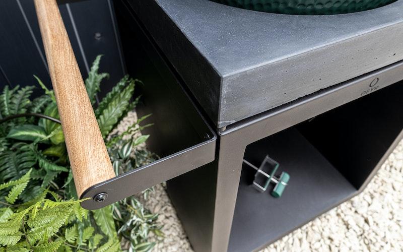 Black Table 65 PRO Concrete   Bases   Big Green Egg