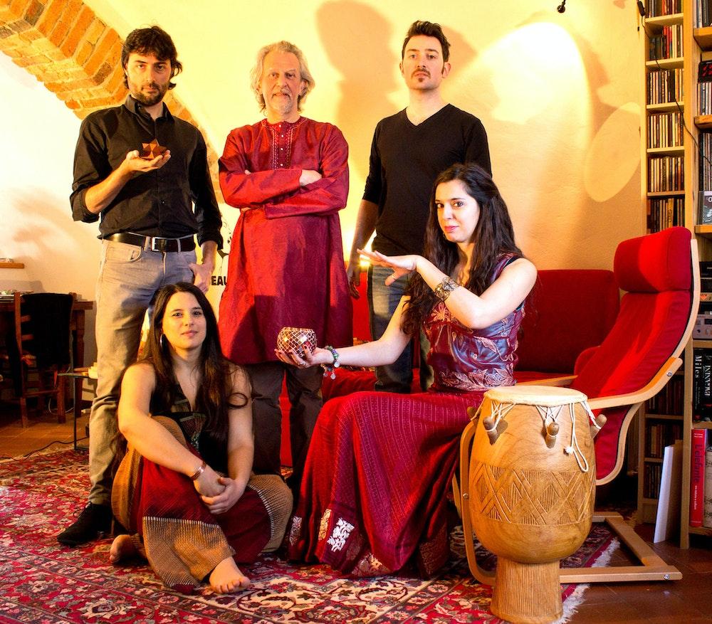 Fil Rouge Quintet Members
