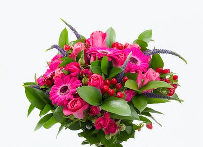Bright Pink Bouquets | Pretty Pink Bouquets - Image#2942894