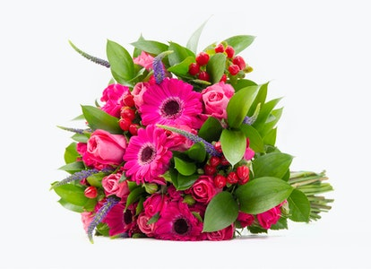 Bright Pink Bouquets | Pretty Pink Bouquets - Image#2942895