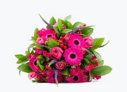 Bright Pink Bouquets | Pretty Pink Bouquets - Image#2942896