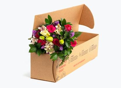 Pink Cupcake Premium Pink Bouquet | BloomsyBox - Image#4581875
