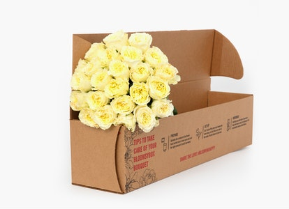 White Garden Rose - White Garden Rose Delivery | BloomsyBox - Image#4612727