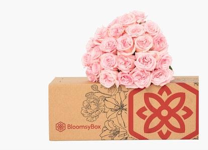 Pink Garden Rose - Pink Rose Delivery | BloomsyBox - Image#4614406