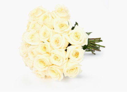 White Garden Rose - White Garden Rose Delivery   BloomsyBox - Image#4807108
