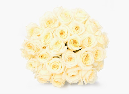 White Garden Rose - White Garden Rose Delivery   BloomsyBox - Image#4807110
