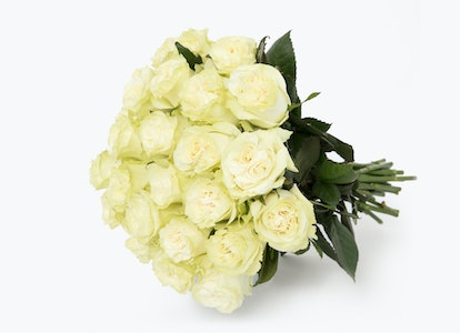 White Garden Rose - White Garden Rose Delivery   BloomsyBox - Image#4856277