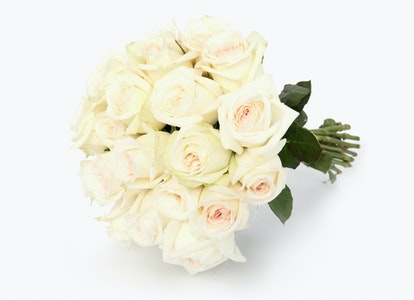 White Garden Rose - White Garden Rose Delivery   BloomsyBox - Image#4856685
