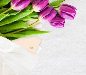 BloomsyBox Happy birthday with flowers