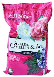 E.B. Stone Organics Azalea, Camellia & Acid Potting or Planting Soil 1.5 cu ft. Bag