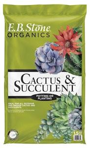 E.B. Stone Organics Cactus & Succulent Potting or Planting Soil 1.5 cu. ft.
