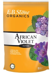 8 quart bag of eb stone organics african voilet potting soil