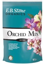 8 quart bag of eb stone organics orchid mix potting soil