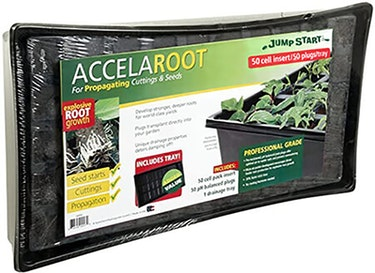 Jump start accelaroot for propagating cuttings and seeds