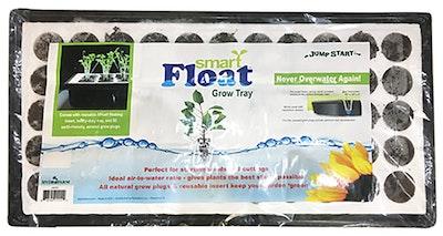 Jump start smart float grow tray