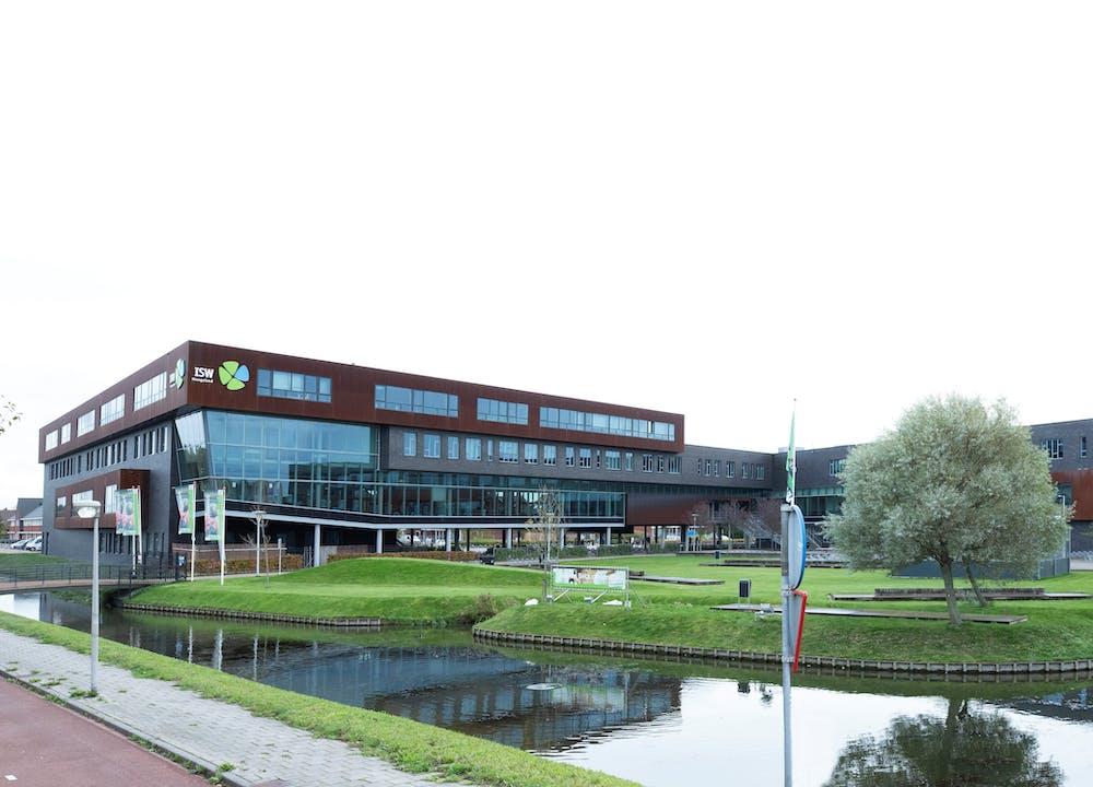 Hoogeland schoolgebouw