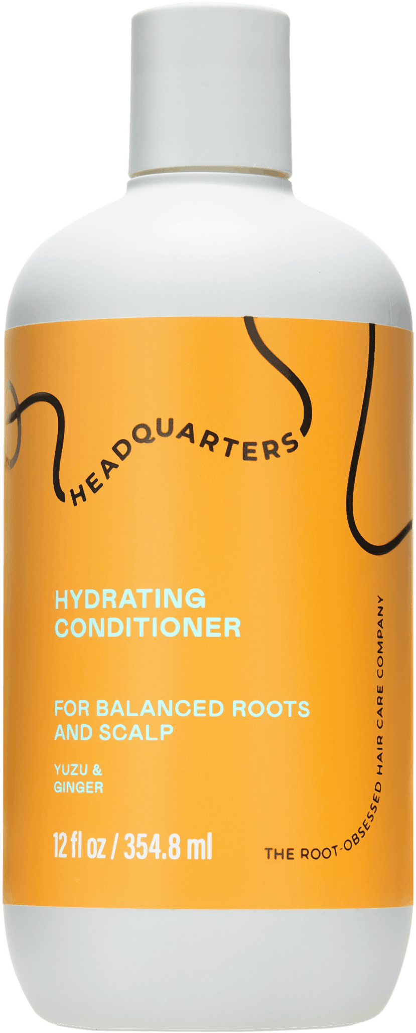 Headquarters Hydrating Conditioner Balanced scalp care bottle