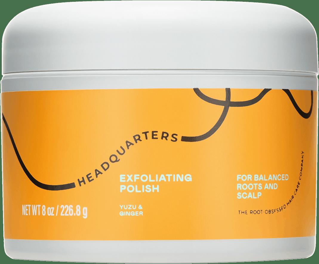 Headquarters Exfoliating Polish Balanced scalp care bottle
