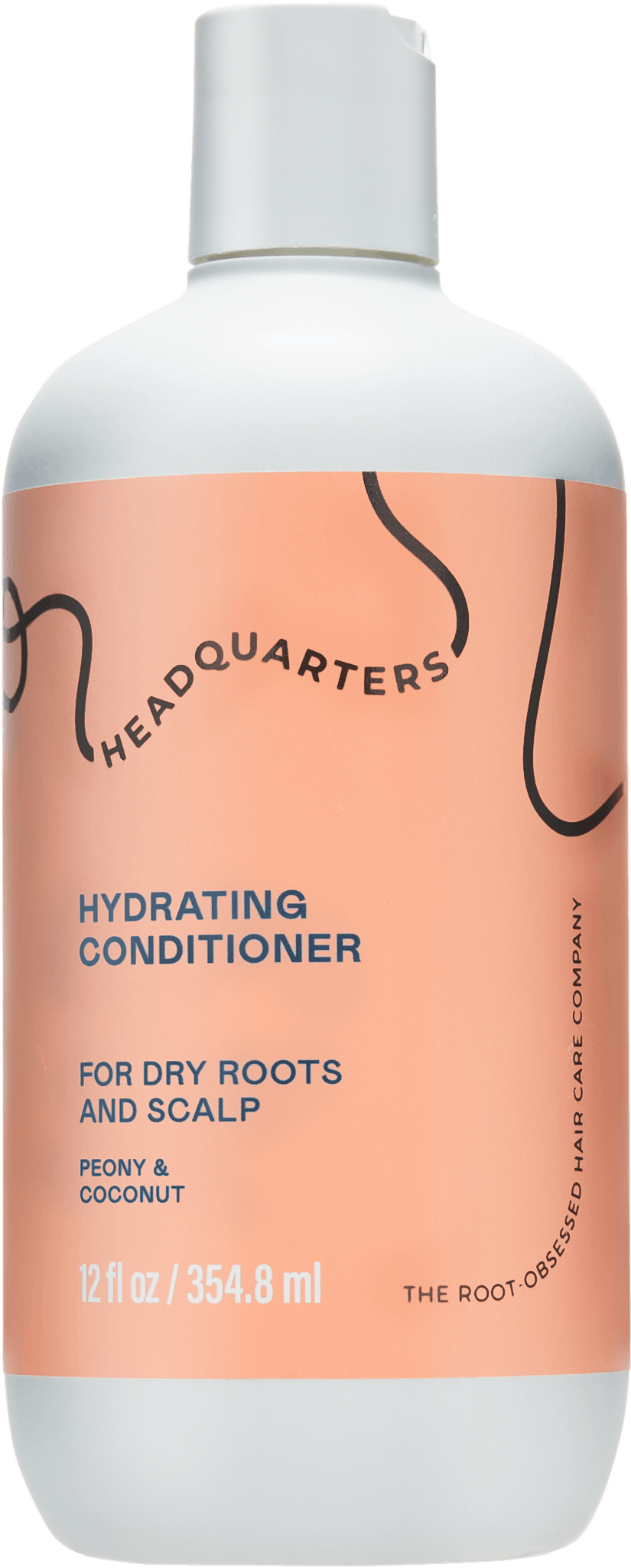 Headquarters Hydrating Conditioner Dry scalp care bottle